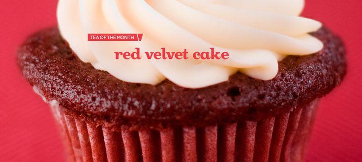 Red Velvet Cake by DavidsTea
