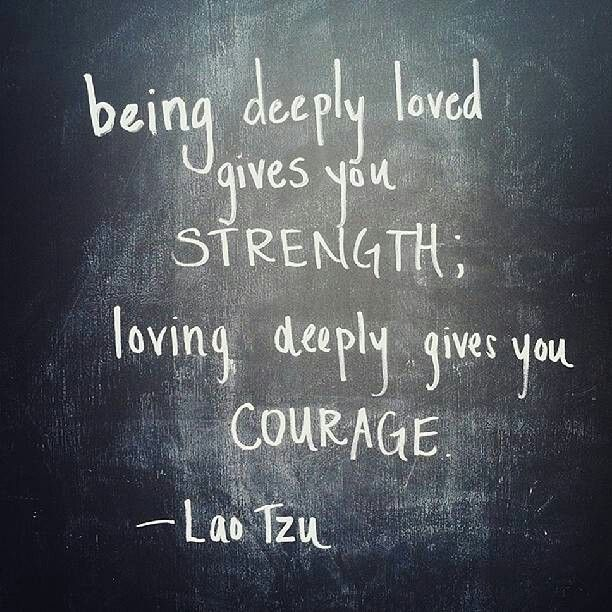 Keep loving and being loved ♥