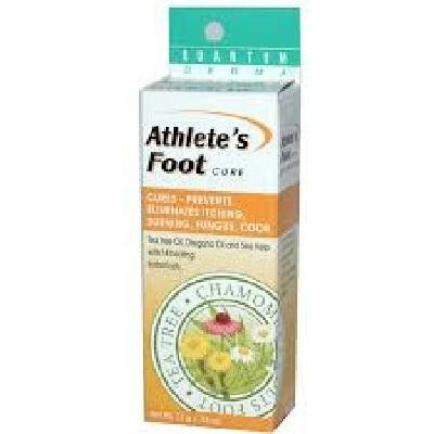 Quantum Athletes Foot Cure (1x21gram)