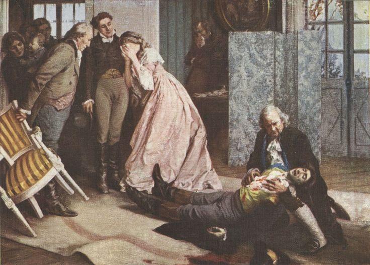 Werther's Death