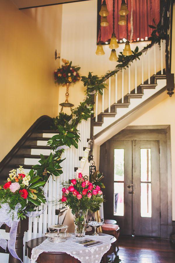 Megan & Brooks's Kate Spade Inspired Tennessee Wedding