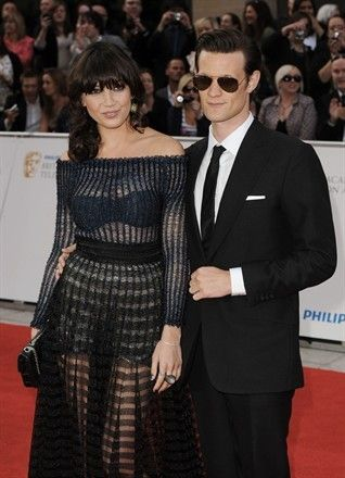 Daisy Lowe & Matt Smith | Doctor Who | Pinterest | Daisies ...