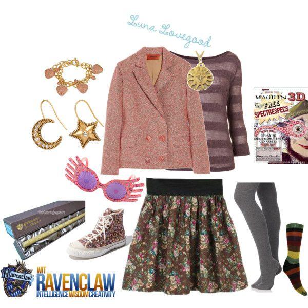 95 Best Luna Lovegood Images On Pinterest  Harry Potter -9355
