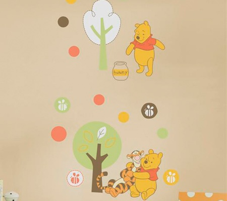 87 best images about winnie the pooh nursery on pinterest - Cute winnie the pooh baby furniture collection ...