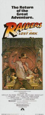 ИНДИАНА ДЖОНС:Искатели утерянного ковчега/Raiders of the Lost Ark (США, 1981г.)