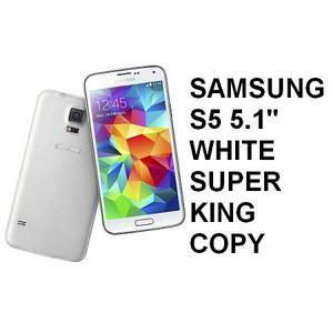 Samsung s5 white super king copy 02
