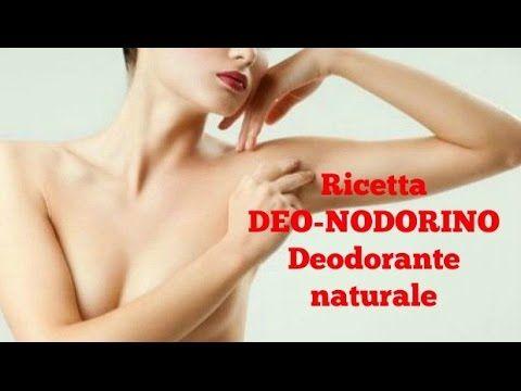 Ricetta DEODORANTE NATURALE DEO-NODORINO (facile) - YouTube