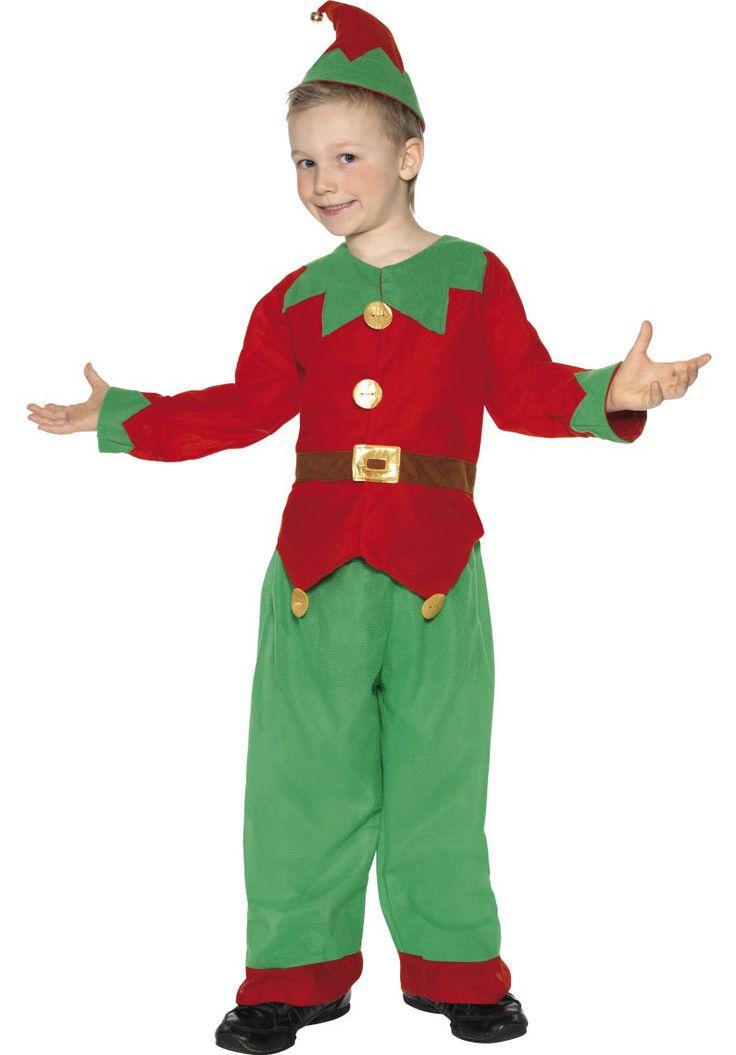 Elf Costume, Childrens Christmas Fancy Dress Costumes - Children Fantasy Costumes at Escapade™ UK - Escapade Fancy Dress on Twitter: @Escapade_UK