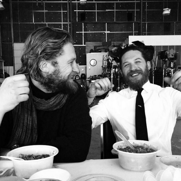 TH0013A - Greg Williams / Tom Hardy & Greg Williams (Actor & Photographer)