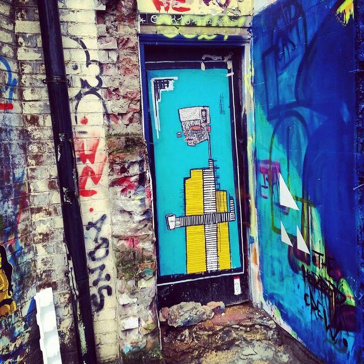 Door Street Art & 574 best Doors Street Art images on Pinterest | Street art ... pezcame.com