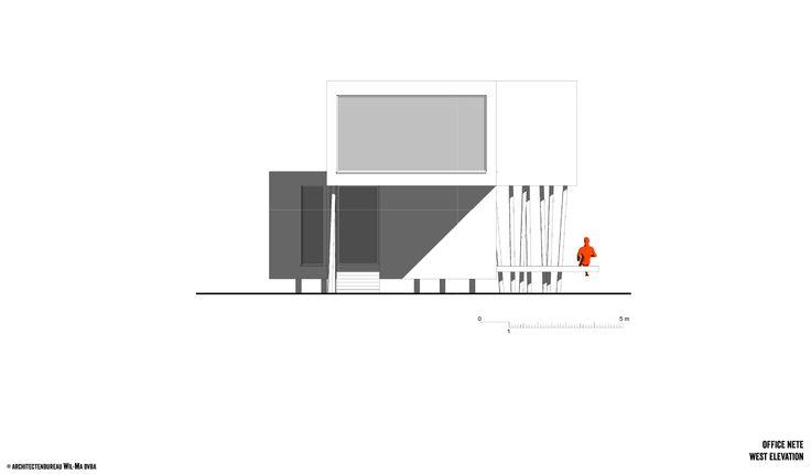Contemporary Office NETE Westerlo, Belgium 24 -