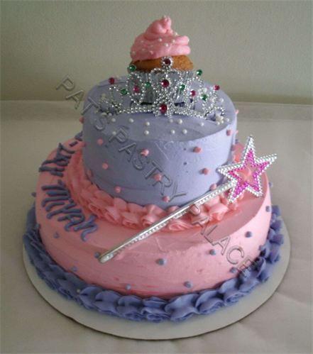 Little Girls Birthday Cakes