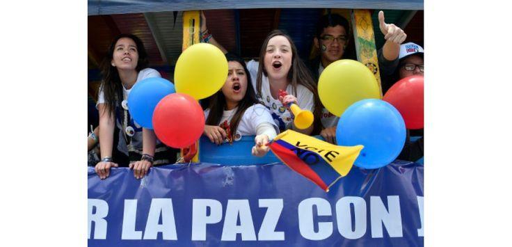 La Colombie se prononce sur la paix avec la guérilla des Farc - L'Obs