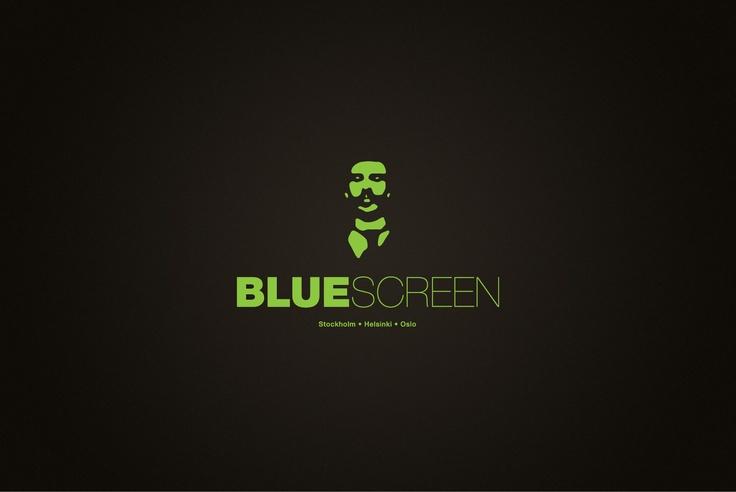 Logofolio 2012: Bluescreen (fictive client, motion pictures/short films)