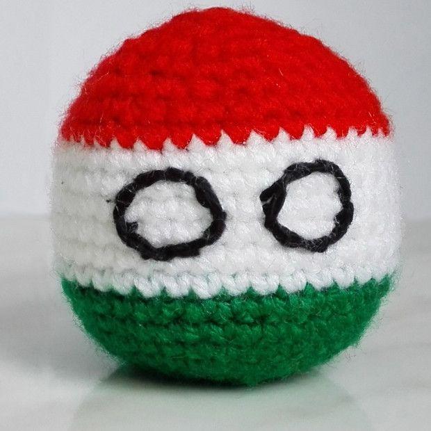 #Hungaryball