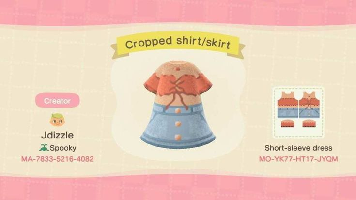 17+ Cute animal crossing clothes ideas in 2021