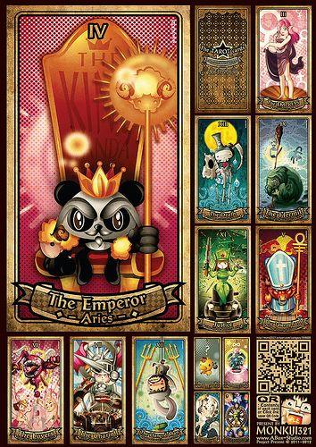 79 Best The Empress (Tarot Card) Images On Pinterest