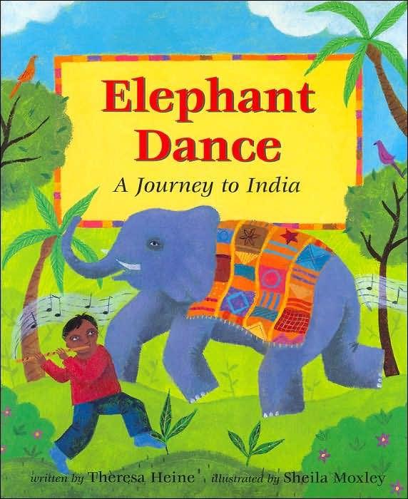 Books that feature Asian Elephants - Kid World Citizen