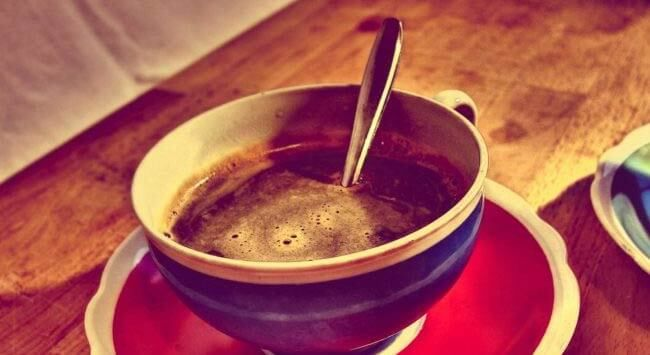 Filter Koffiezetapparaat Snel Schoonmaken