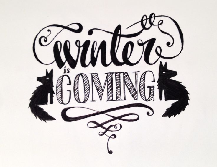 Mentally preparing myself for Game of Thrones Season 3!!!  Winter is coming!!