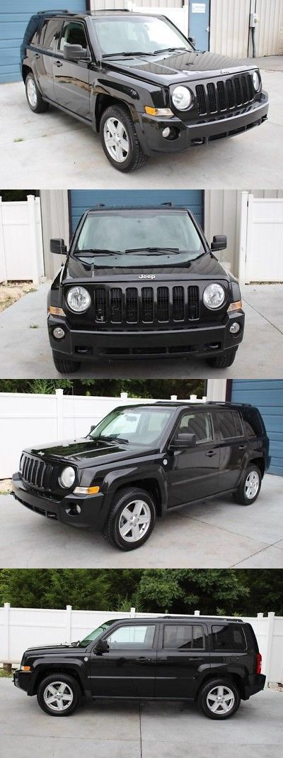 SUVs: 2010 Jeep Liberty Sport Sport Utility 4-Door 2010 Jeep Patriot 4X4 Off Road Package Alloy Wheels 4Wd Knoxville Tn 10 -> BUY IT NOW ONLY: $7950 on eBay!