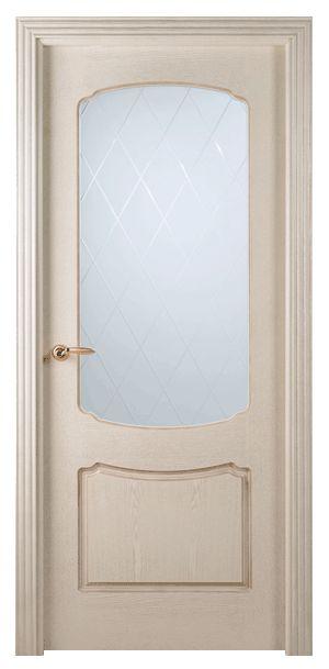Коллекция Valdo. Модель 750 со стеклом. Двери НТК