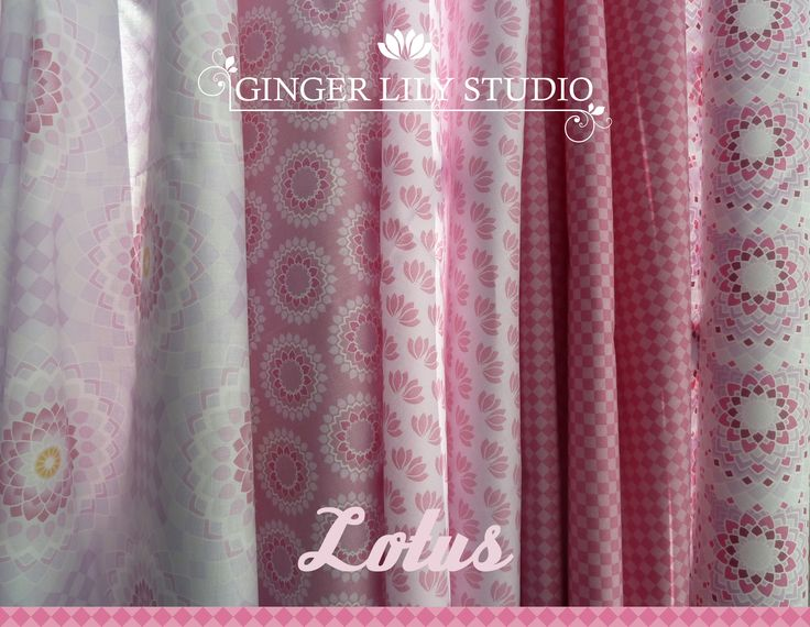 Lotus Collection cw01 by Ginger Lily Studio