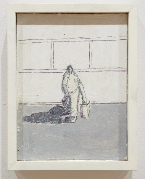 Tim Kyle: Central :: Dobell Prize for Drawing 2012 :: Art Gallery NSW