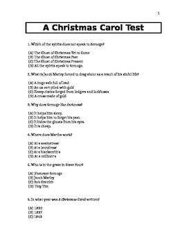 a christmas carol short essay questions A christmas carol homework help questions explain the main differences and similarities of the three spirits in a christmas carol you have asked quite a big question here, and the best way to.