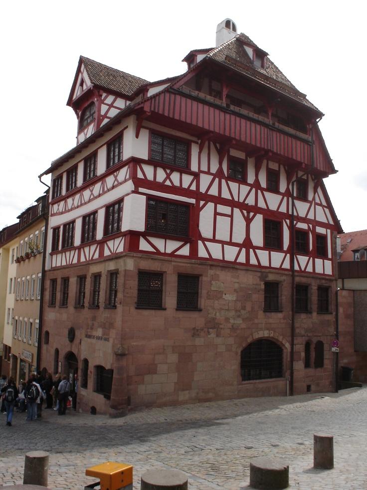 Albrecht-Dürer-Haus, Nuremberg, Germany