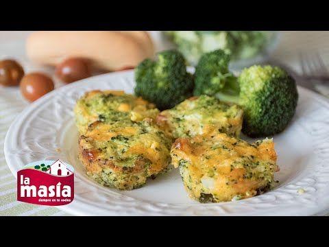 Tortitas de #brócoli