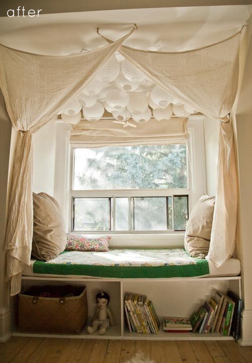 die besten 25 erker vorh nge ideen auf pinterest schlafzimmerfenster vorh nge vorhang trim. Black Bedroom Furniture Sets. Home Design Ideas