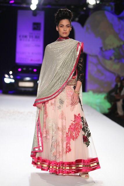PCJ Delhi Couture Week 2013 ~ VarunBahl -