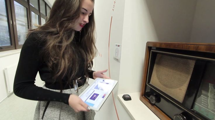 World's first beacon based Augmented Reality Museum App