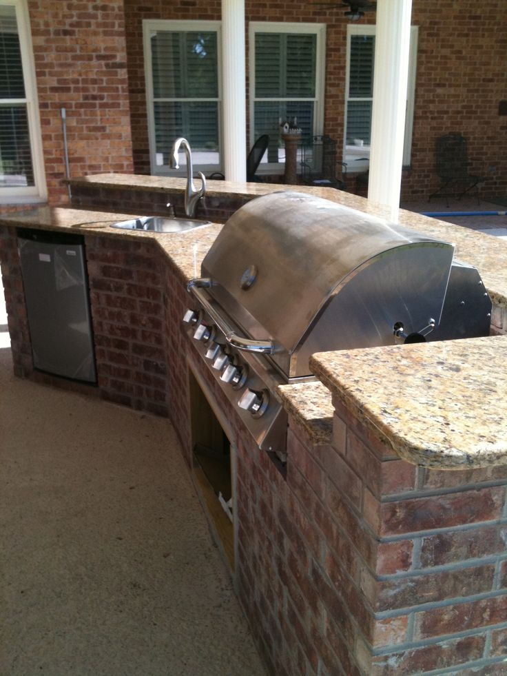 Built In Grill: 1000+ Images About Deck Redo On Pinterest