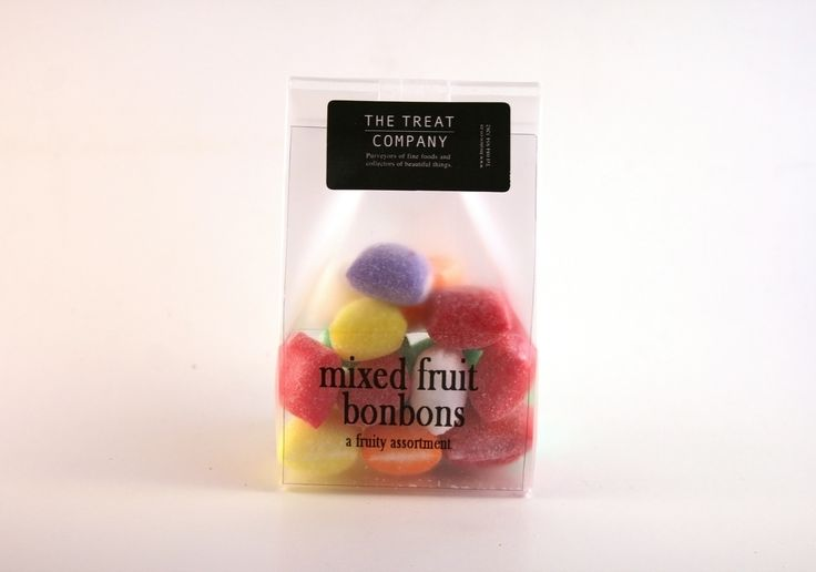 Mixed Fruit Bonbons frosted & insert 60g