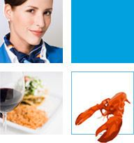 Taste - Enjoy a delicious meal prepared by top chefs on board your KLM flight. For even more choice we offer the option of...