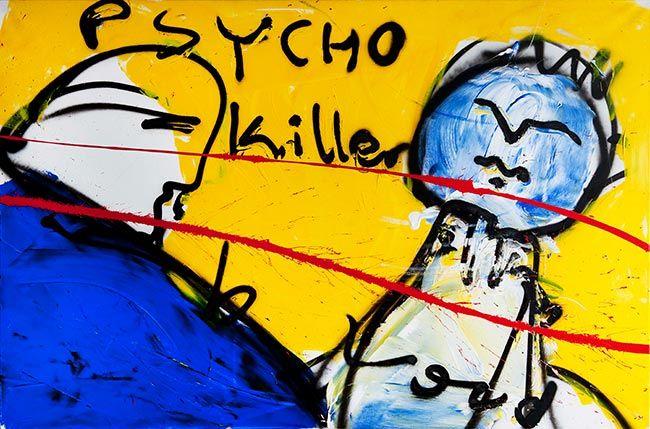 Herman Brood - Psycho Killer