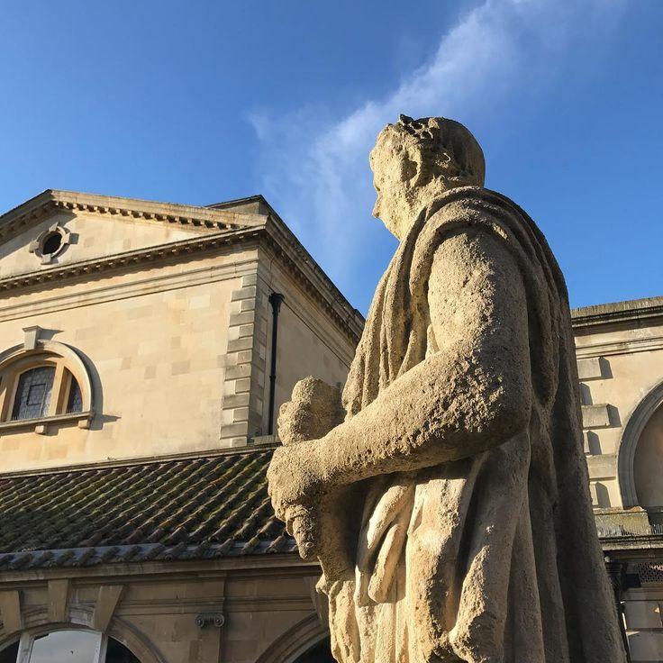 I'm so ready to go to bed. #england #bath #cityofbath #bathengland #roman #ancientroman #romanbaths #history #ancient #hotsprings #mineralwater #bluesky #yellowstone #weathered #europe #unitedkingdom #britain #greatbritain #uk #vacation #travel #holiday http://tipsrazzi.com/ipost/1515910319448554050/?code=BUJmGdmFHpC