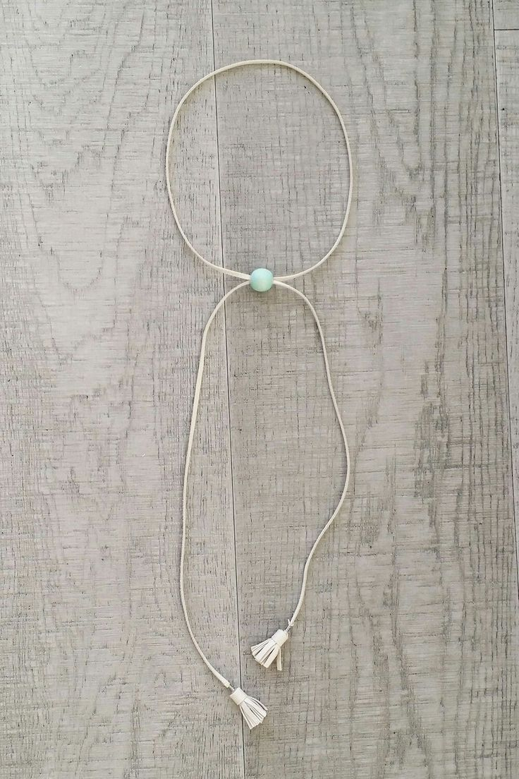 BUD | Turquoise Token Necklace