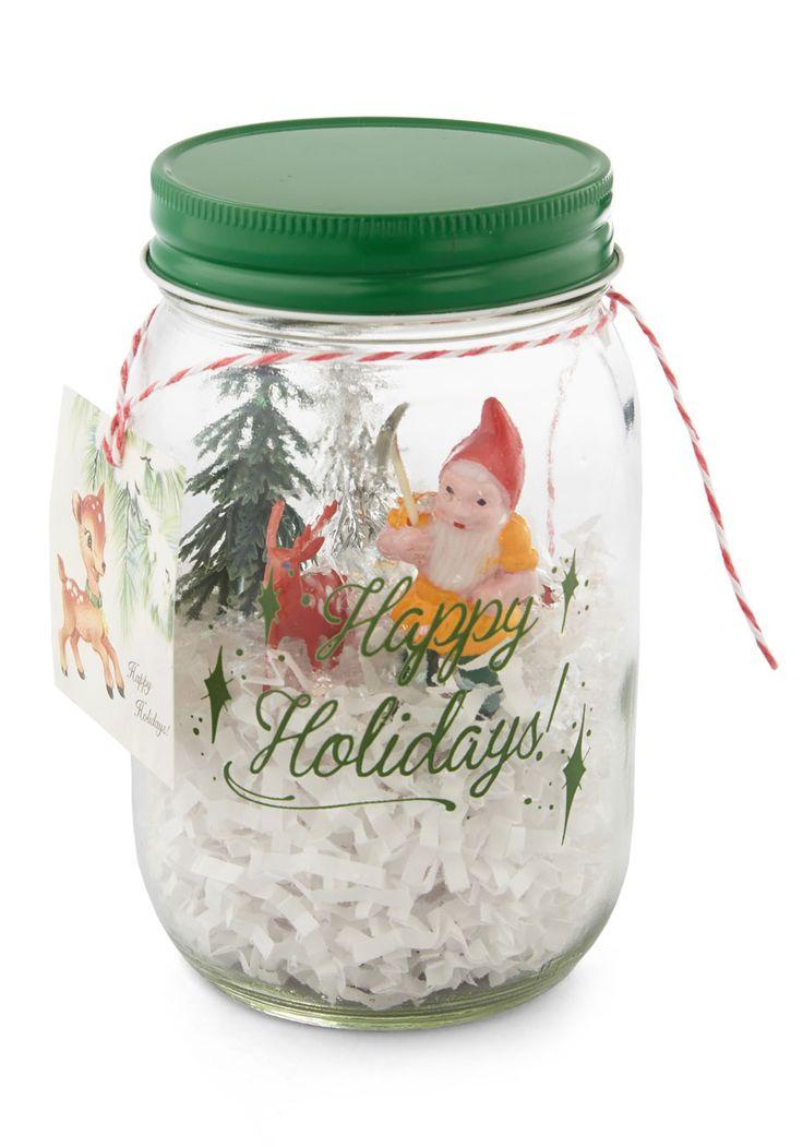 Festive Forestry Jar 99 best Holiday Mason