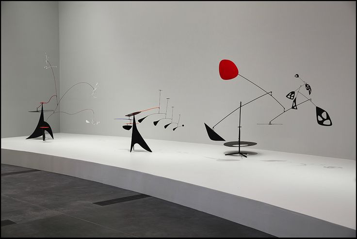 An important 20th century American artist, this is an exhibit not to be missed! calder 2