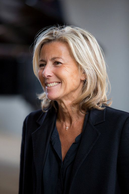 Claire Chazal : sourires et larmes lors de sa rentrée à Radio Classique [Photos]