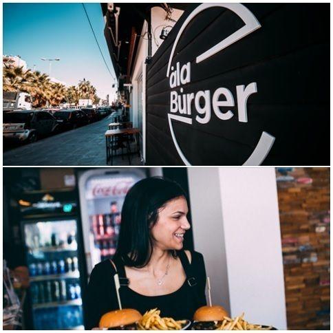 Για Mεγάλες Burger Στιγμές ραντεβού στο #alaburger! Ala Burger Quality Foods  Πέτρου Ράλλη 527 Νίκαια 2104920233
