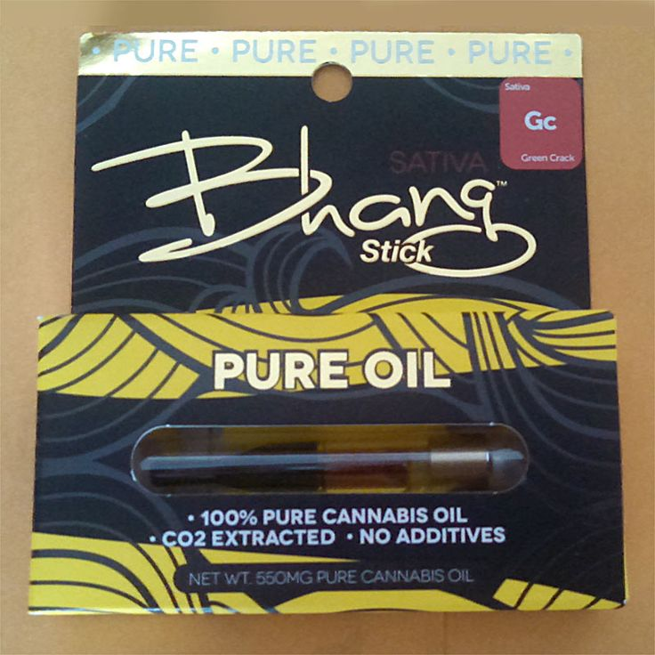 Vape : Bhang PURE Sativa Cannabis Oil