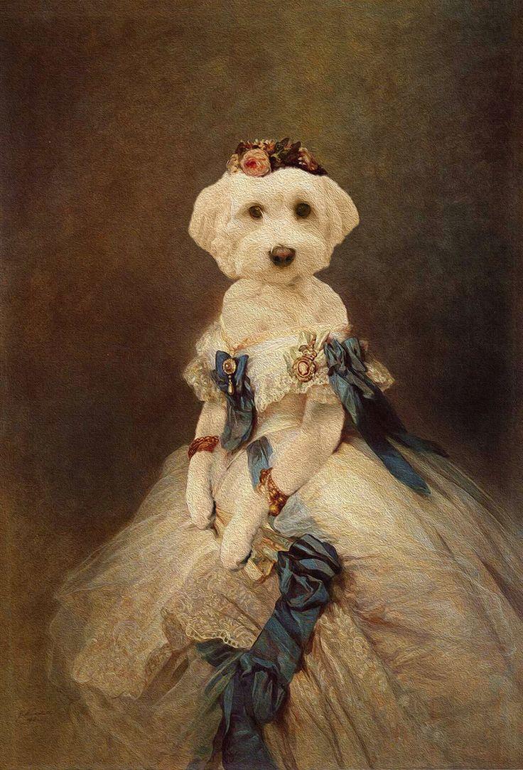 Regal Beagle Pop Art Animals Animal Portraits Art Dog Paintings