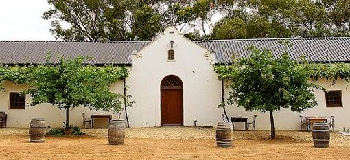Diemersdal opens a rustic restaurant in an old stable
