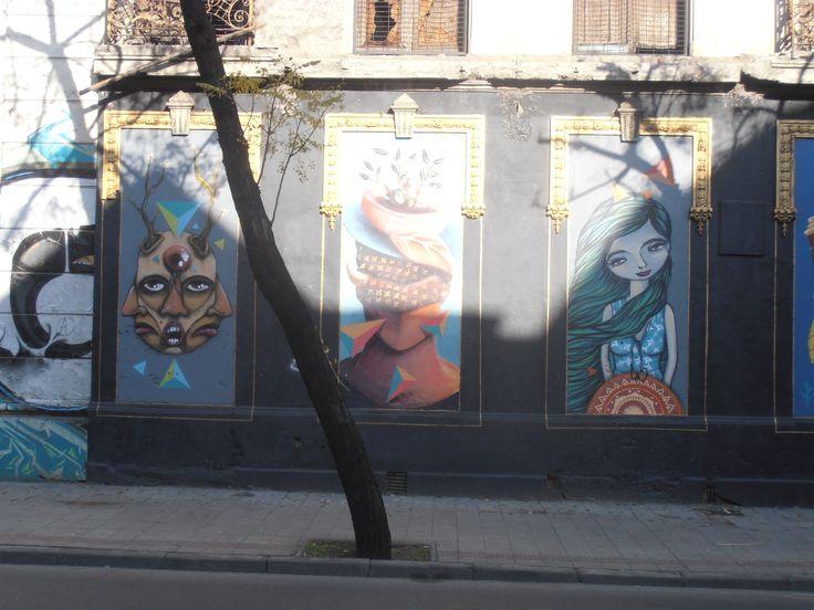 street art santiago de chile