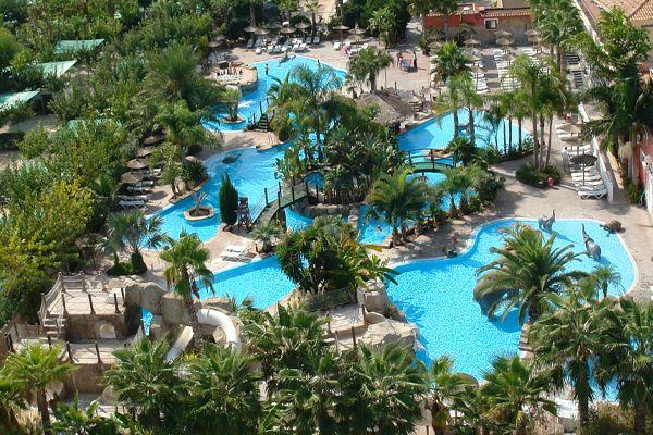 La Marina Camping Resort - La Marina - Alicante - Costa Blanca - Spain