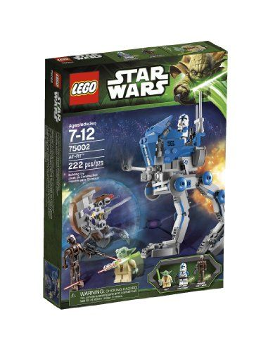 #LEGO #StarWars AT-RT #75002, Now $15.79 (Orig. $19.99).